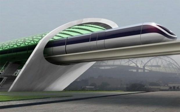 Hyperloop, ilk testinde 187 kilometre hıza 1.1 saniyede ulaştı - Page 4
