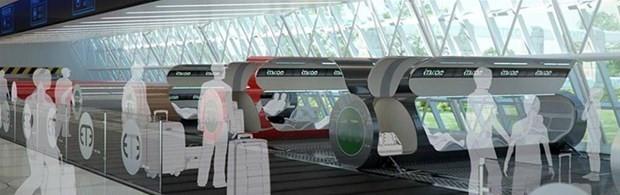 Hyperloop One adım adım gerçek oluyor - Page 1