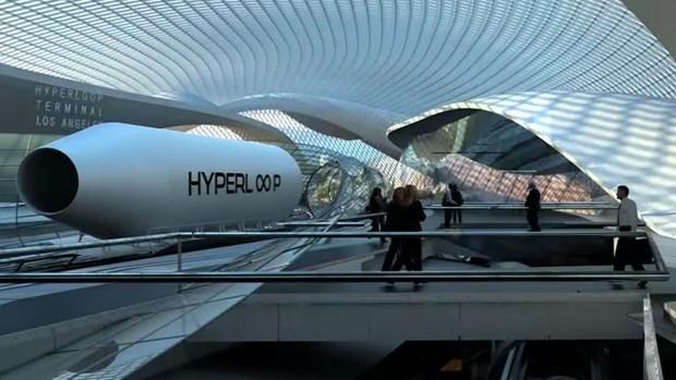 Hyperloop One adım adım gerçek oluyor - Page 4