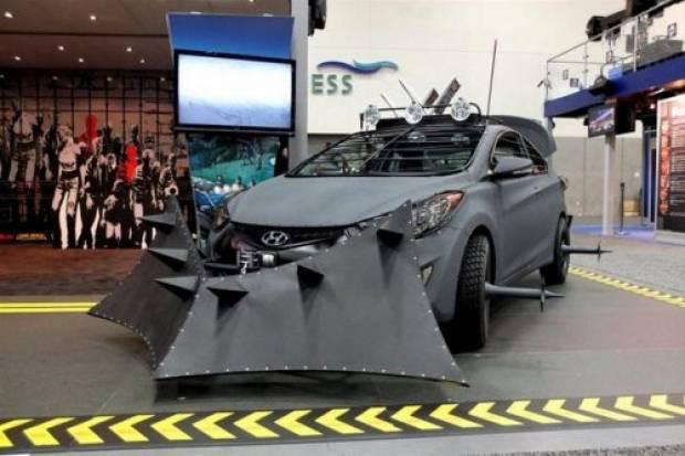 Hyundai Elantra Coupe modelini modifiye etti - Page 1