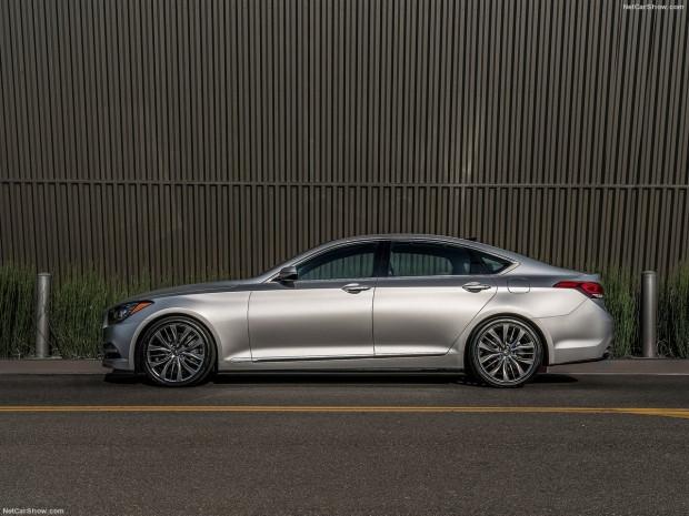 Hyundai Genesis G80 2017 - Page 1