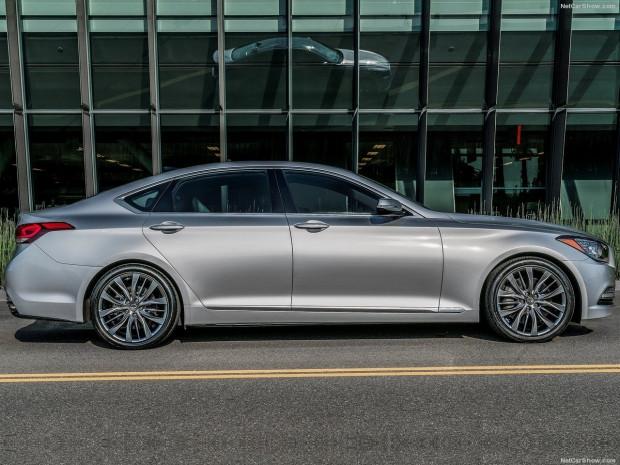 Hyundai Genesis G80 2017 - Page 2
