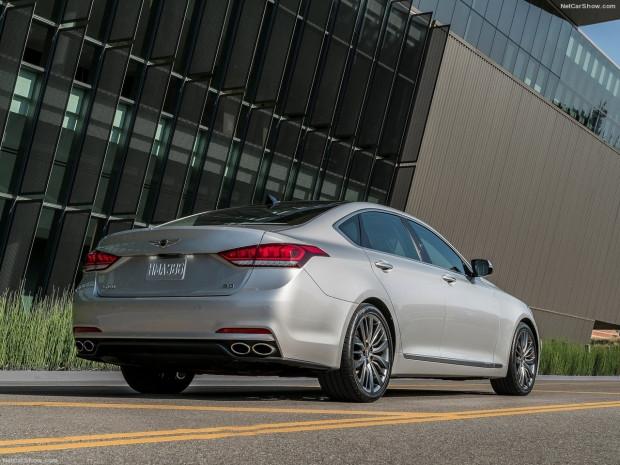 Hyundai Genesis G80 2017 - Page 4
