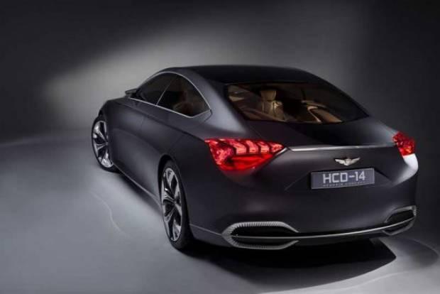 Hyundai HCD-14 Genesis'i tanıttı - Page 1