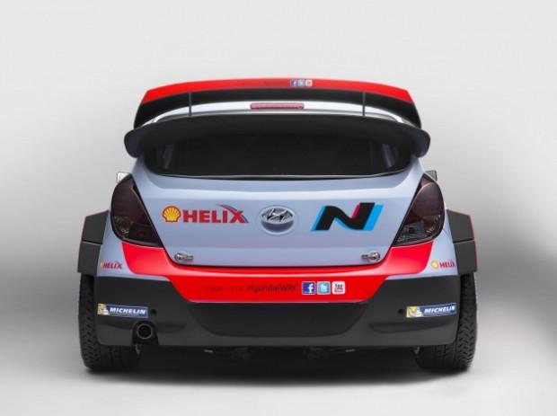 Hyundai i20 WRC ile pistlere hazır! - Page 1