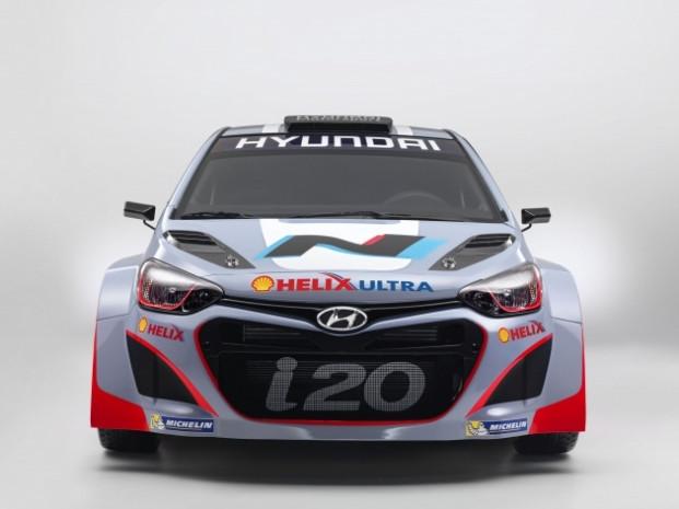 Hyundai i20 WRC ile pistlere hazır! - Page 3