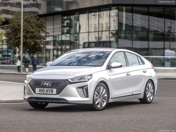 2017 model Hyundai Loniq görücüye çıktı - Page 1