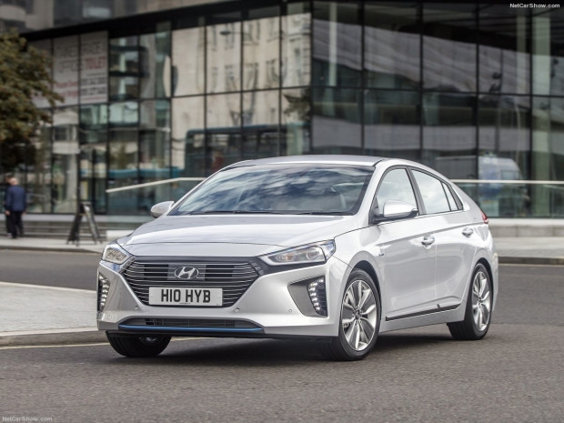 2017 model Hyundai Loniq görücüye çıktı - Page 3