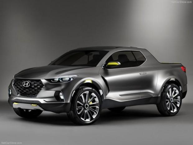 Hyundai Santa Cruz Crossover konsept - Page 3