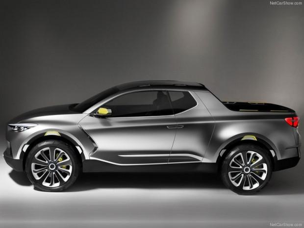 Hyundai Santa Cruz Crossover konsept - Page 4