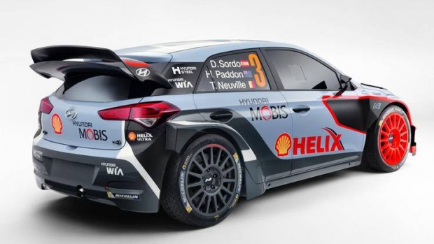 Hyundai'nin, 2017 FIA'da kullanacağı i20 Coupe WRC yarış otomobili - Page 4