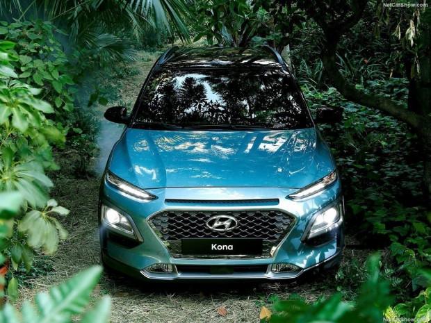 Hyundai'nin merakla beklenen kompakt crossover modeli Kona Iron Man - Page 2