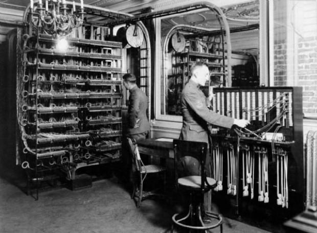 I. Dünya Savaşı'nda kullanılan teknolojiler - Page 1