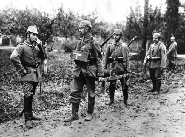 I. Dünya Savaşı'nda kullanılan teknolojiler - Page 2
