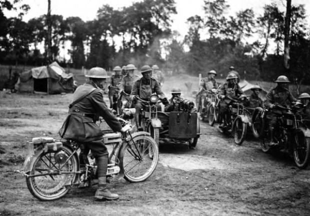 I. Dünya Savaşı'nda kullanılan teknolojiler - Page 4