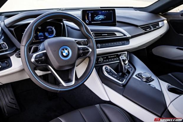 i8 prototipi BMW'yi rezil etti! - Page 1