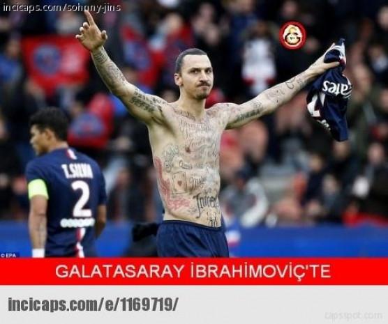 İbrahimovic transferi capsleri - Page 2