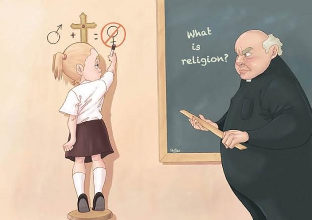 İbretlik karikatürler - Page 3