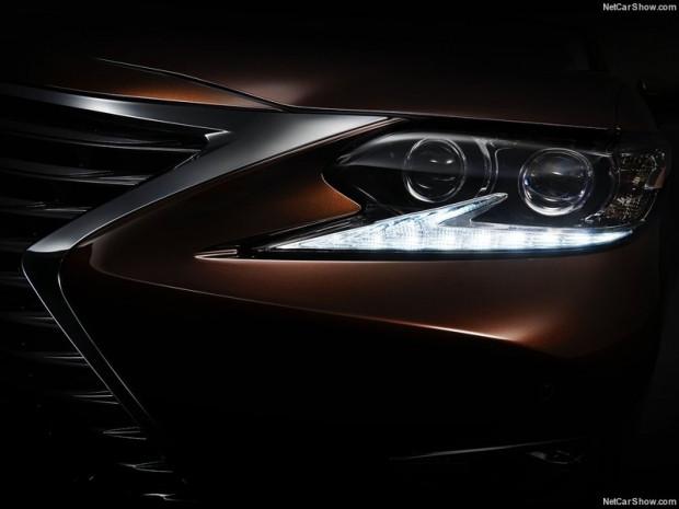 İç dizaynı ile büyüleyen Lexus ES 2016 - Page 2