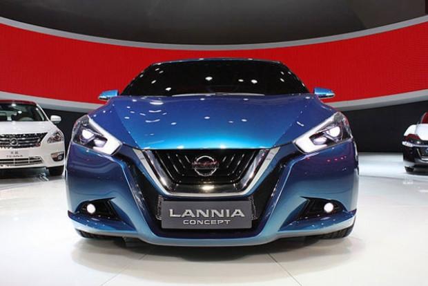 İç tasarımı sır gibi saklanan Nissan Lannia! - Page 2