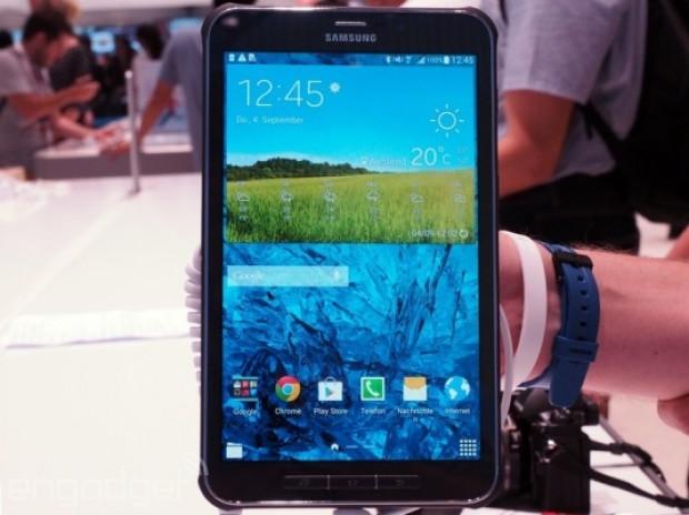 IFA 2014: Active Samsung Galaxy Tab - Page 2