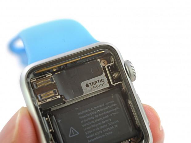 iFixit'in yeni kurbanı Apple Watch! - Page 1