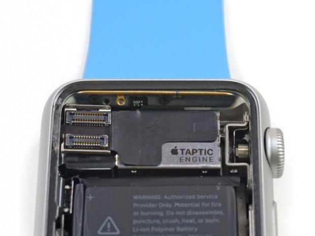 iFixit'in yeni kurbanı Apple Watch! - Page 2