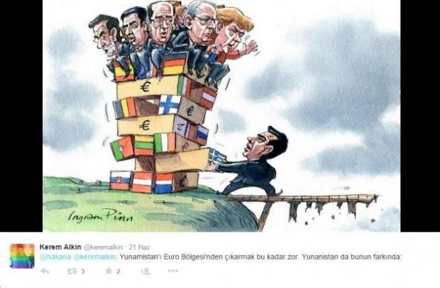 İflas eden Yunanistan dilimize düşürse - Page 1