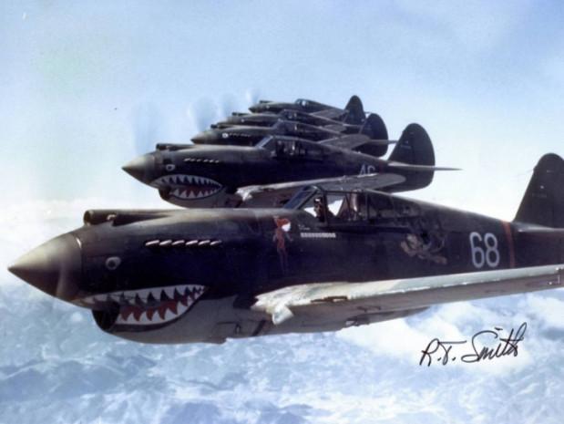 II. Dünya Savaşı'nın Acımasız Savaş Uçakları - Page 1