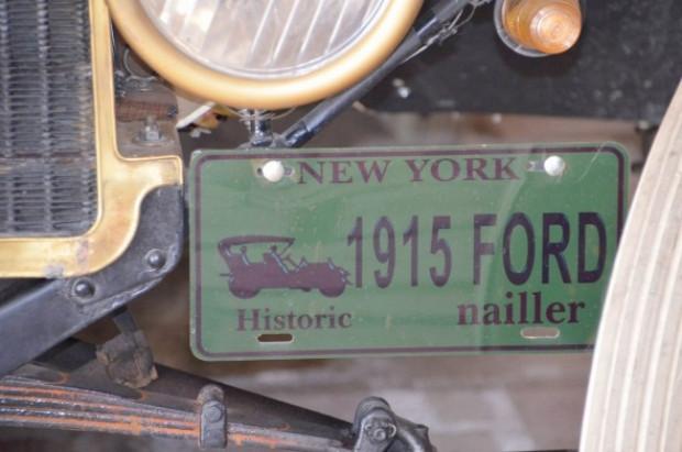 İki dünya savaşı gören 1915 model Ford T - Page 2