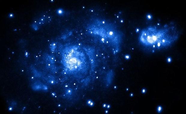 İki galaksinin birleşme anı kaydedildi - Page 2