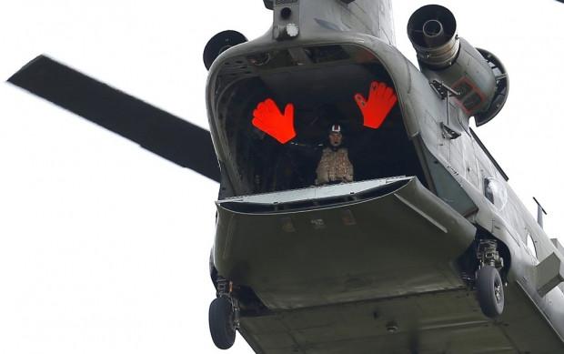 İlk Chinook helikopteri teslim edildi, işte özellikleri - Page 2