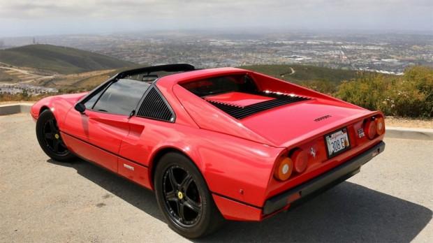 İlk elektrikli Ferrari yapıldı - Page 1