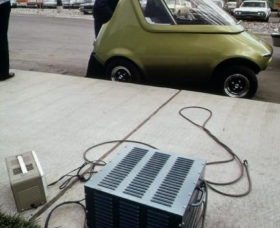 İlk elektrikli otomobiller! - Page 4