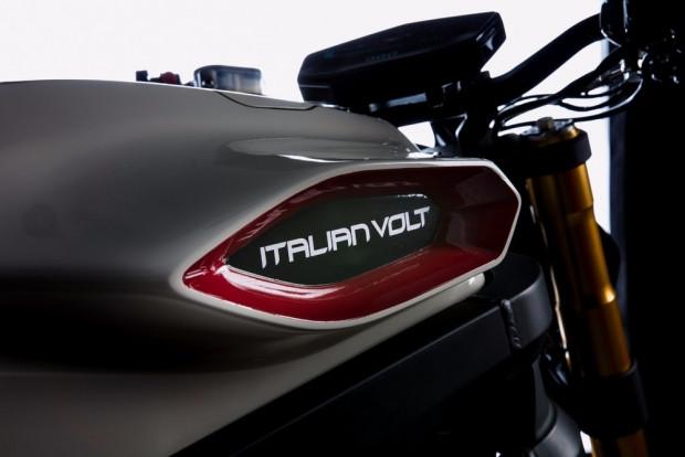 İlk İtalyan elektrikli motosiklet Volt Lacama - Page 3