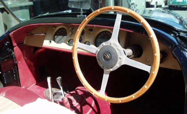 İlk Jaguar böyle restore  edildi! - Page 1