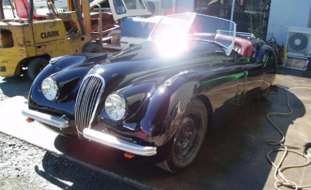 İlk Jaguar böyle restore  edildi! - Page 2