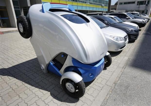 İlk katlanabilir otomobil ortaya çıktı! - Page 1