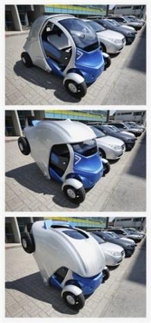 İlk katlanabilir otomobil ortaya çıktı! - Page 2