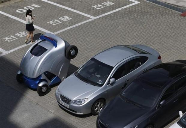 İlk katlanabilir otomobil ortaya çıktı! - Page 4