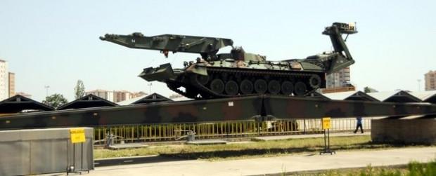 İlk kez bir Türk tankına reaktif zırh koruma kabiliyeti kazandırıldı - Page 1
