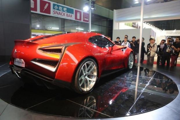 İlk titanyum araba yeni Vulcano Titanyum - Page 1