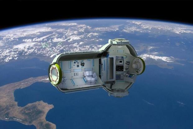 İlk uzay oteli açılıyor - Page 1