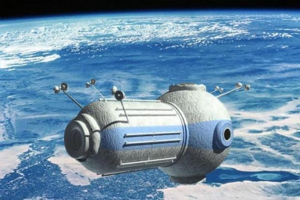 İlk uzay oteli açılıyor - Page 2