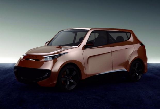 İlk yerli otomobilimizin konsepti hazır! - Page 1