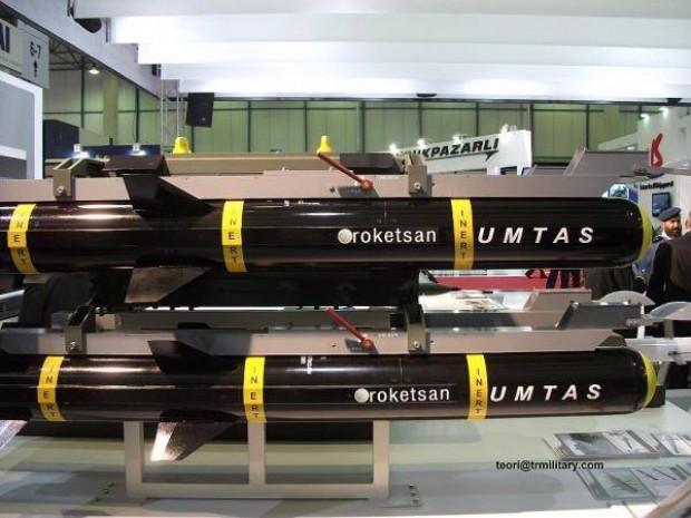 İlk yerli tasarımımız tanksavar füzesi UMTAS'ın özellikleri - Page 4