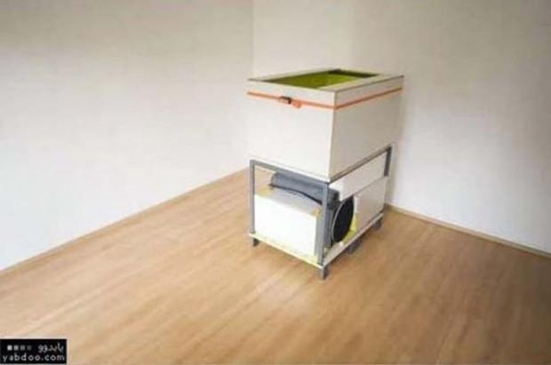İnanamayacaksınız ama bu kutuda bir oda saklı! - Page 1