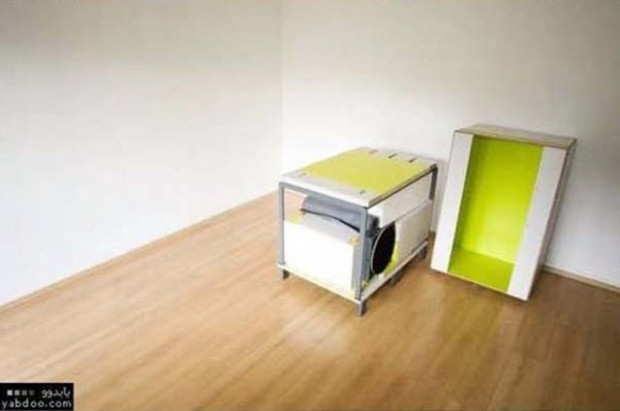 İnanamayacaksınız ama bu kutuda bir oda saklı! - Page 2