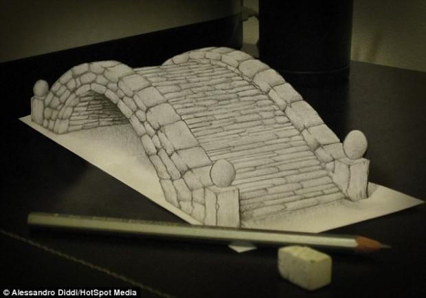 İnanılmaz 3D çizimler - Page 1
