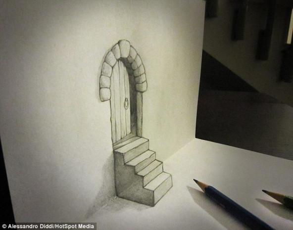 İnanılmaz 3D çizimler - Page 2